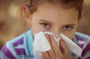 Постоянная заложенность носа у дочки 12 лет