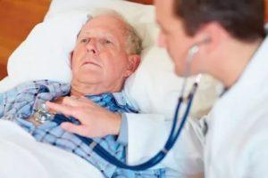Консультация кардиохирурга для пациента после инфаркта