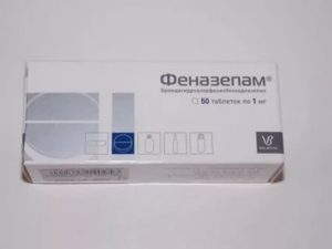 Одна таблетка феназепама 2,5 это мало, или хватит?