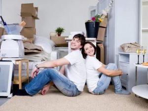 Переезд от родителей