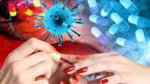 Гепатит В и маникюр