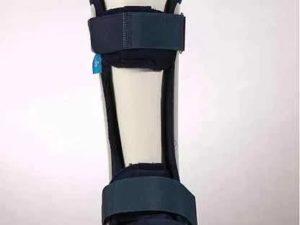 Уход за ногой в деротационном сапожке