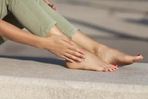 Онемение ног у ребенка