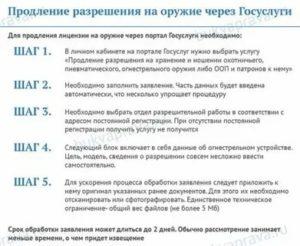 Статья 18в и разрешение на оружие