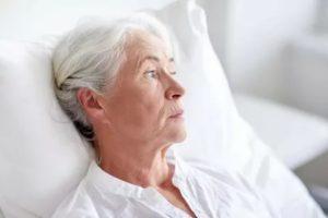 Психические отклонения после инсульта