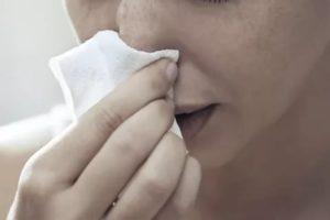 Сухость во рту, заложенность носа сухость