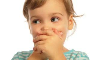 Ребенок не хочет говорить в 3 года
