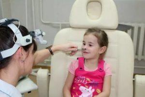 Аденоиды у ребенка консультация