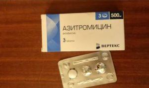 Азитромицин в третьем триместре беременности