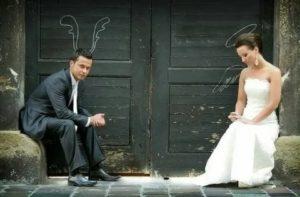 Расставание перед свадьбой