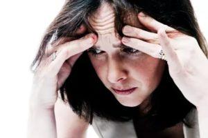 Плохое самочувствие после нервного срыва