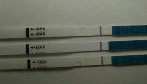 Отрицательные тесты при 5-ти дневной задержке