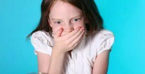 Ребенок 3 года очень часто рвет