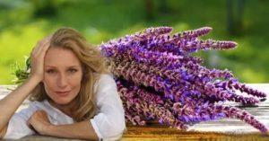 Проблемы с эстрогеном из-за шалфея