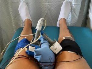 Температура после операции на коленном суставе