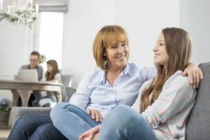 Найти подход к подростку