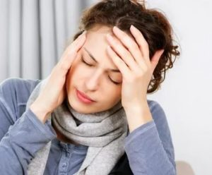 Плохое самочувствие после стресса