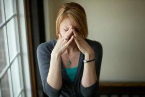 Паническое расстройство, депрессивно - тревожное состояние