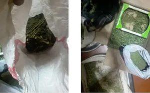 Обнаружили следы марихуана в моче