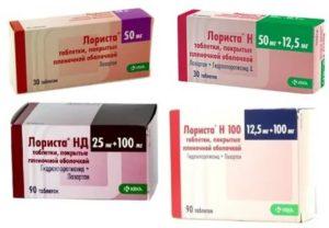 Об отмене лекарства Лориста