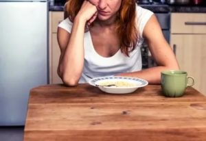 Нарушения сна и потеря аппетита