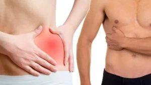 Боль слева под ребром, боль в боку после отравления