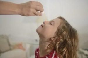 Ребёнок дышит ртом, хотя нет соплей