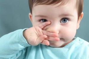 Ребенок гундосит