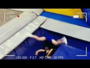 Ребенок полтора года упал на батут на попу. Перелом?