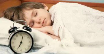 Ребенок просыпается каждую ночь в одно и то же время