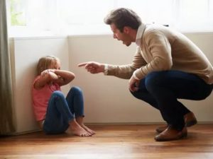 Проблемы в семье, отец угрожает маме, мне очень страшно
