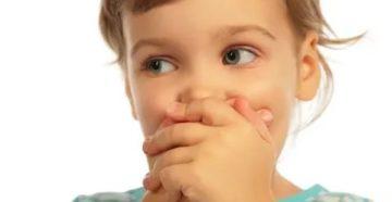 Ребенок 5-ти лет не говорит