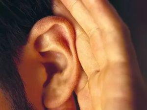 Металлический звук в ушах