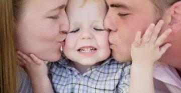 Ребёнок больше любит папу