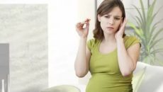 Шум в ушах при беременности