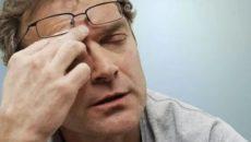 Сильно болит голова от очков