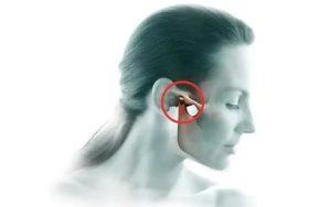 Боль в челюсти справа и ухо с виском