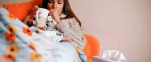 Простуда в 10 недель беременности